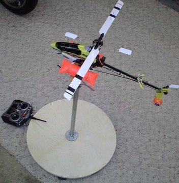 New Drone Lifting Trainer RC Helicopter Training Station for All Type RC Heli US