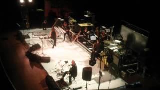 Einstürzende Neubauten - Der 1. Weltkrieg (Percussion Version) - Live @ DR Koncerthuset 2015
