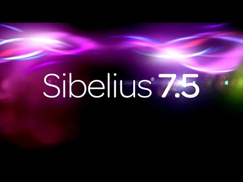 How To Install Sibelius 7.5 {Links In Description}
