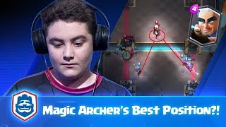 AHQ SB'S MAGIC ARCHER VALUE IS OFF THE CHART! | ahq SB vs Jin TV | CRL Asia