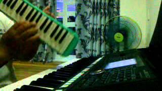 CHO CON VỮNG TIN melodica và YAMAHA S950, làm nhạc nền