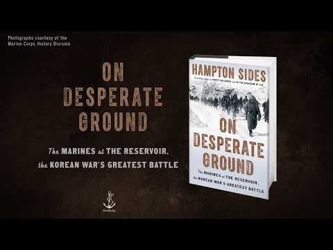 On Desperate Ground by Hampton Sides [BOOK TRAILER]   On Sale October 2, 2018