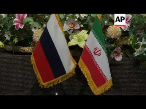 Iran, Russia sign oil fields agreement
