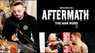 CONOR MCGREGOR VS DUSTIN POIRIER UFC 257 - QUESTIONS & AFTERMATH