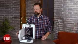 3D Systems Cube 3D printer misses the mark - First Look