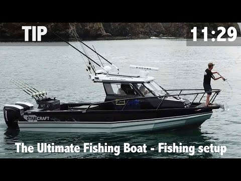 How To Set Up The Ultimate Fishing Boat For Sports Fishing