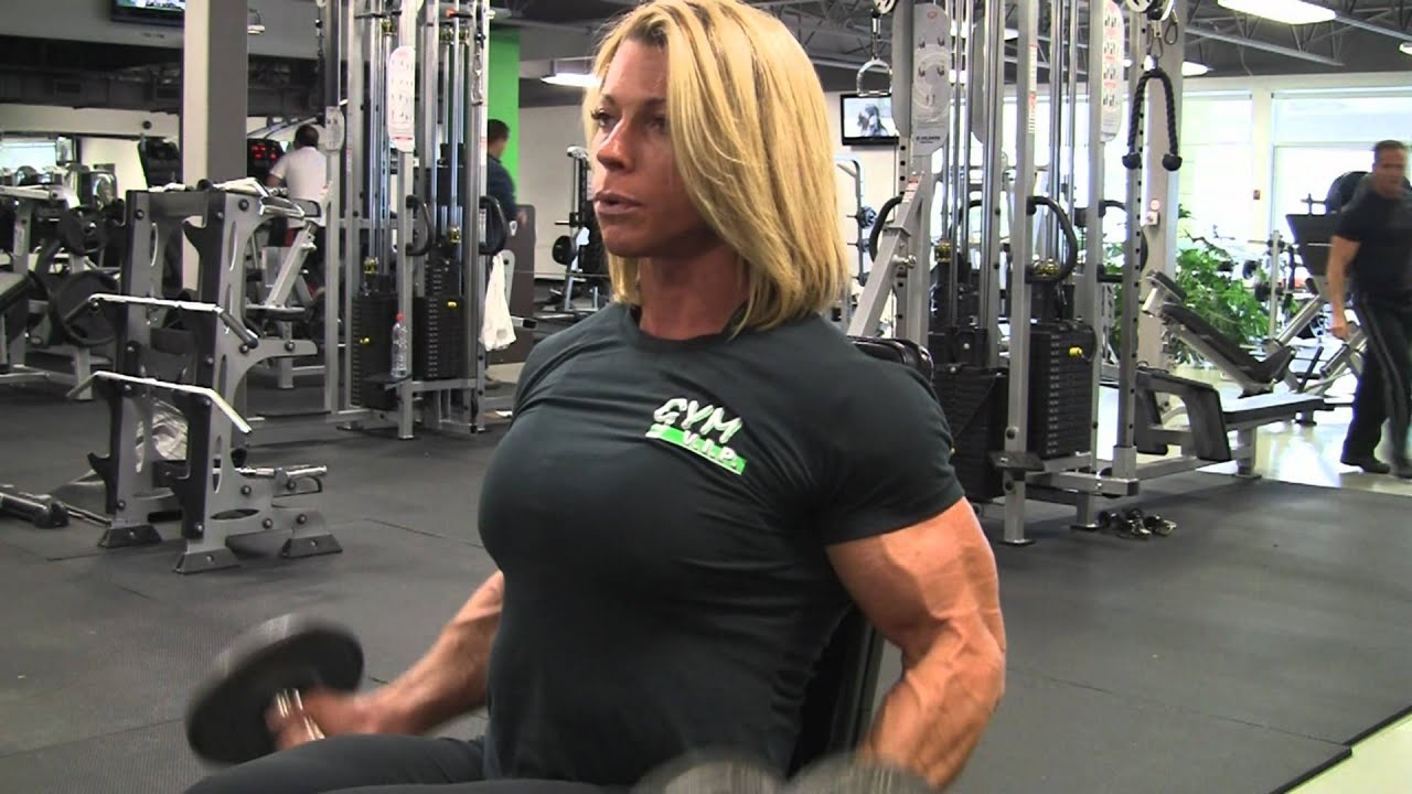 steroids for women before and after