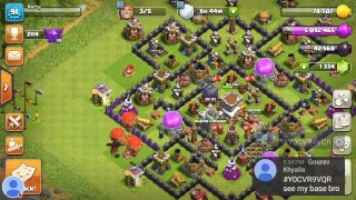 My Clash of Clans Stream