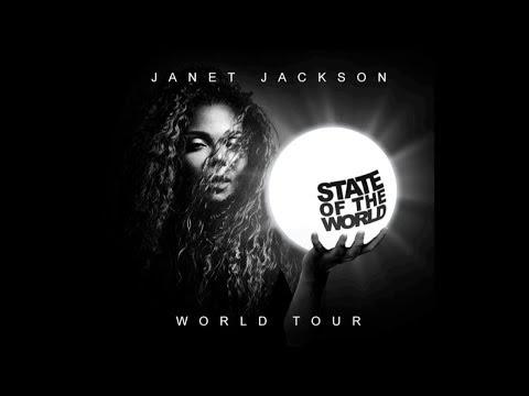 "Janet Jackson ""State of the World Tour"" Kansas City (Oct 19th, 2017)"