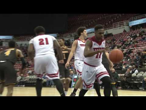 MBB: Detroit Mercy Highlights - Horizon League Tournament