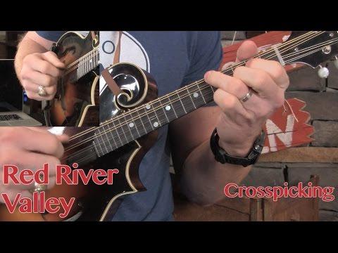 Red River Valley– Mandolin Build-a-Break Lesson!