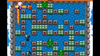 Super Bomberman - Vizzed.com Play - User video