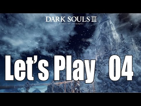 Dark Souls 3: Ashes of Ariandel - Let's Play Part 4: Corvian Settlement
