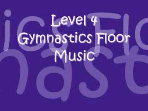 Awesome Level 4 Gymnastics Floor Music