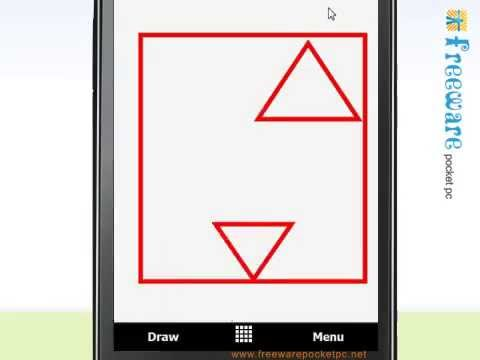 TouchPaint Windows Phone Drawing App