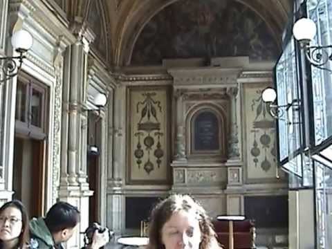 Vienna Opera house tour 1