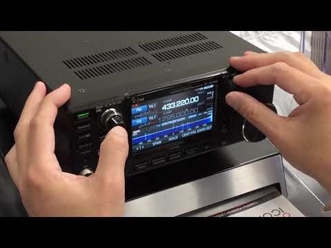 Repeat Icom IC-7610 Firmware Update V1 06 UPDATE NOW by Rate