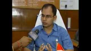 District Magistrate of Balasore in an exclusive talk with DD News
