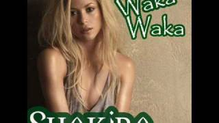 Shakira-Waka Waka (This Time For Africa) Ringtone (with a download link)