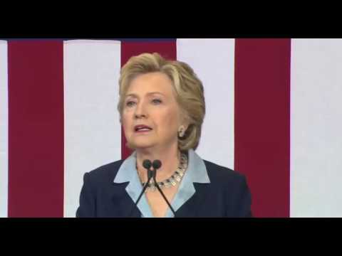 Hillary Clinton FULL Economic Speech In Toledo Ohio 10/3/16