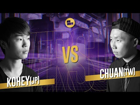 Kohey (JP) Vs Chuan (TW)|Solo Top 4 Asia Beatbox Championship 2019