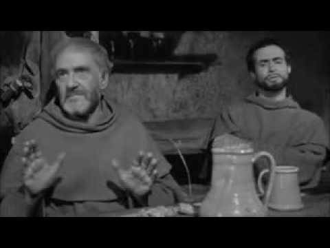 St Joseph of Cupertino, the flying monk low quality movie
