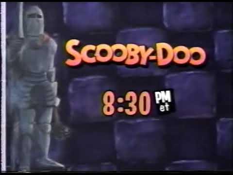 Download Scooby Doo promo 1995 on Cartoon Network