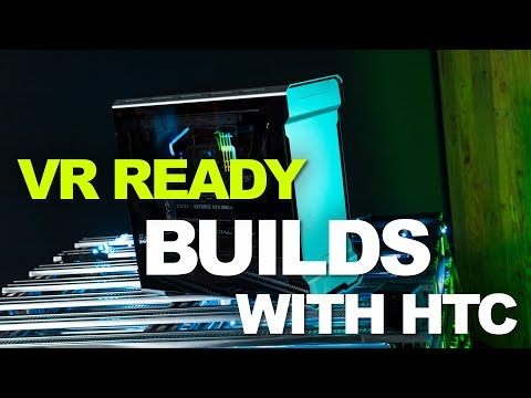 Newegg Insider – VR Ready Builds with HTC