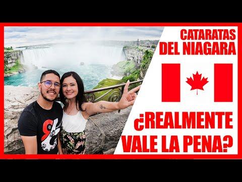 Lo Que NO Te CUENTAN De Las CATARATAS DEL NIAGARA, CANADÁ