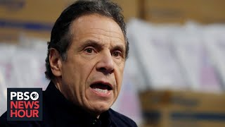 WATCH LIVE: New York governor gives coronavirus update -- April 8, 2020