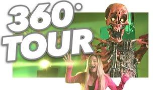 360 STUDIO TOUR! | iJustine