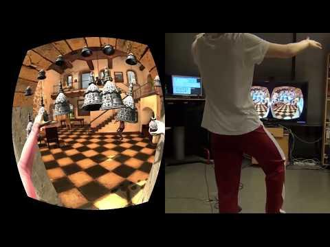 TurboTuscany: Oculus Rift + Kinect + Razer Hydra + PS Move