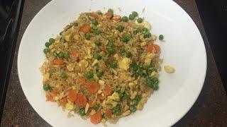Wali wa Kukaangaa/Fried Rice - Kiswahili