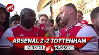 Arsenal 2-2 Tottenham  | Emery Is Not The Man To Take Us Up A Level!