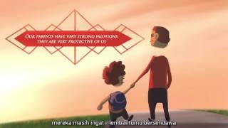 [Kartun Islami] Ayah Dan Burung Gagak - Nouman Ali Khan