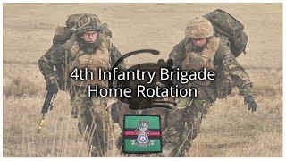 Arma 3 - 4rt Infantry Brigade Home Rotation Day 4 - 16/01/2019