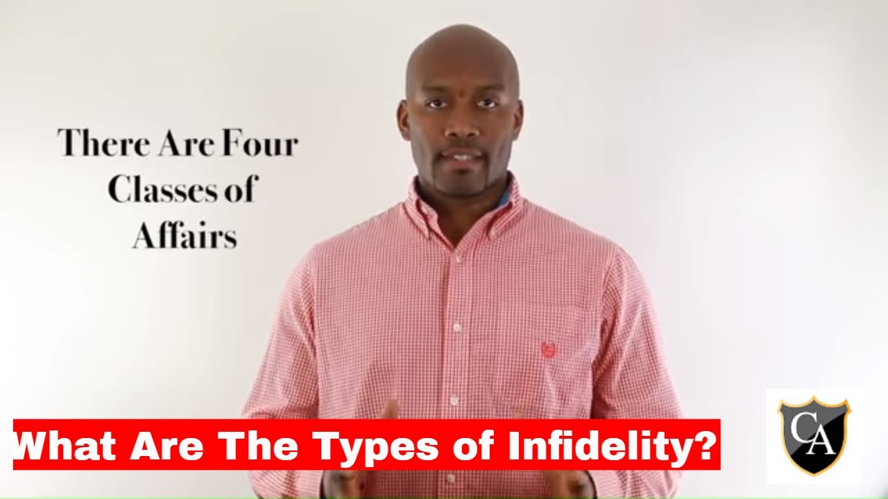 types of infidelity