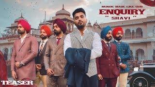 Enquiry ( Teaser ) Shavi   Ranjit   Sewak Cheema   Juke Dock   Album A  
