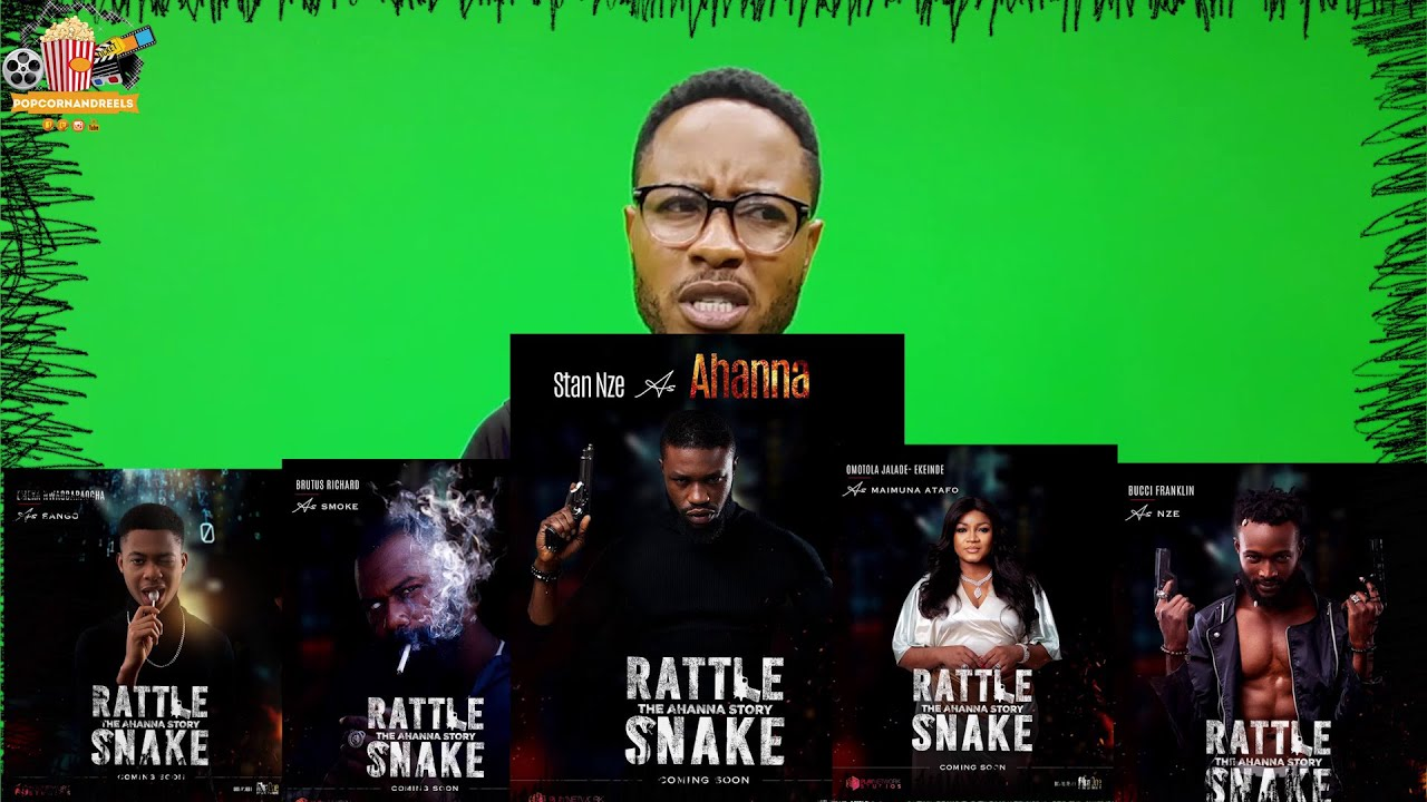 Download Rattlesnake: The Ahanna Story Official Trailer (Focus' Thoughts)