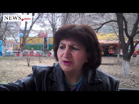 Woman Tells About Her Tortures In Mental House In Armenia