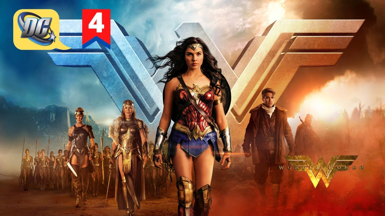 Download Wonder Woman Movie Explained in Hindi | DC Movie 4 Wonder Woman (2017) Movie Explained In Hindi