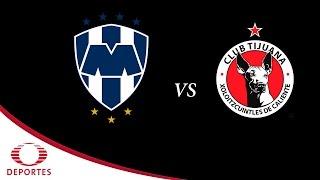 Previo Monterrey vs Tijuana | Jornada 8 - Apertura 2016 | Televisa Deportes