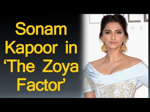 Sonam Kapoor to bag a key role in Anuja Chauhan's 'The Zoya Factor' | Upcoming | Bollywood News.