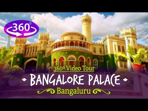 Bangalore Palace - Tourist Attractions In Bengaluru - South India