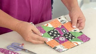 Easy Pot Holders with Carmen Geddes