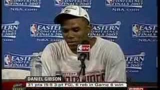 pistons vs cavaliers game 6 06/02/07