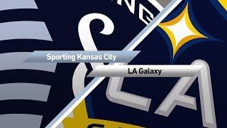 Highlights: sporting kc vs. la galaxy | september 24, 2017