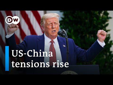 Trump ends Hong Kong privileges, China vows retaliation | DW News
