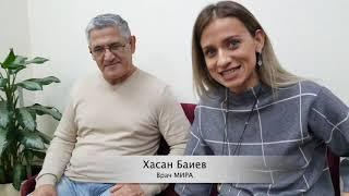 Марина Корпан и хирург Хасан Баиев о дыхательных гимнастиках для похудения оксисайз и бодифлекс