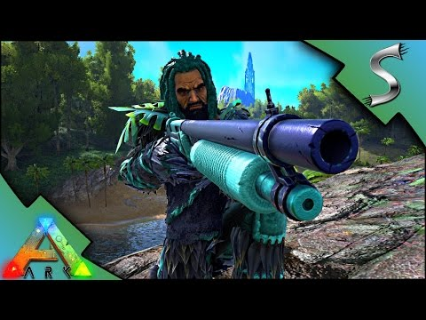 ASCENDANT SHOTGUN! EPIC WEAPON OF DESTRUCTION! - Ark: Survival Evolved [S3E66]